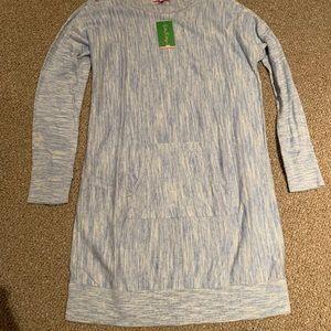 Lilly Pulitzer Jupiter Sweater Dress - Lapis Blue